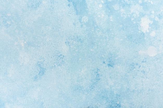 Fondo de pared de estuco con textura azul