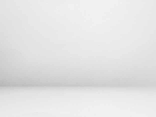 Fondo de pared de estudio gris de textura de papel