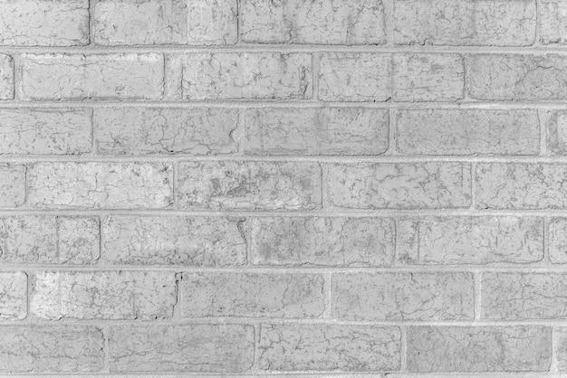 Fondo de pared de ladrillo gris