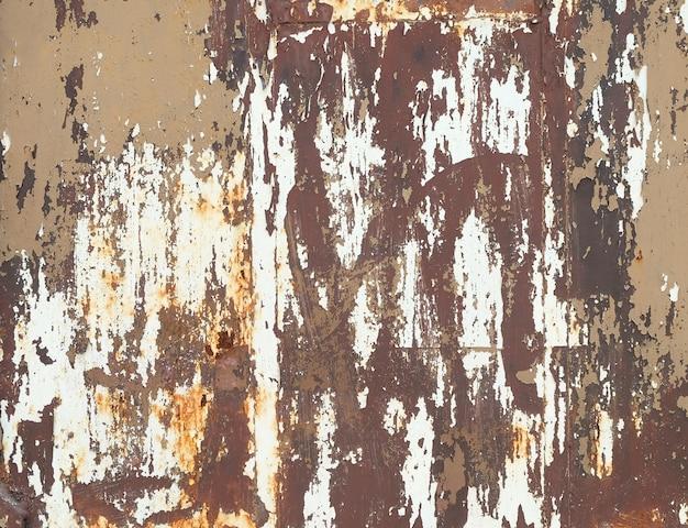 Fondo de pared oxidada