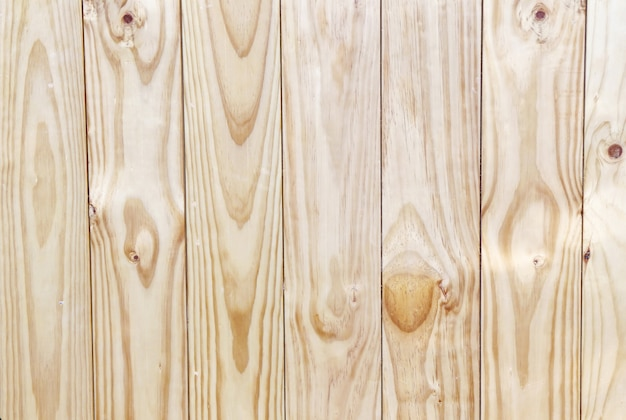 Fondo de pared de tablones de madera
