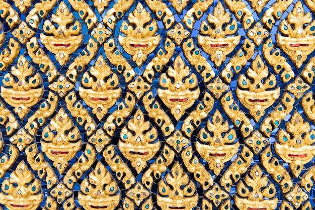 Fondo de patrón decorado con hermosas vidrieras