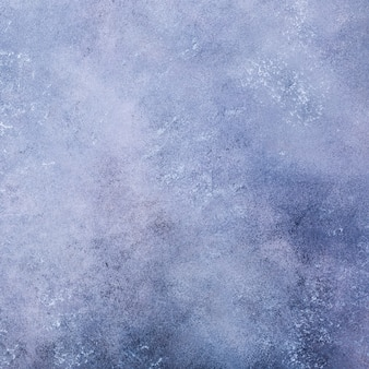 Fondo de piedra concreta azul púrpura