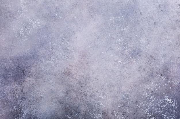 Fondo de piedra de hormigón gris azul púrpura