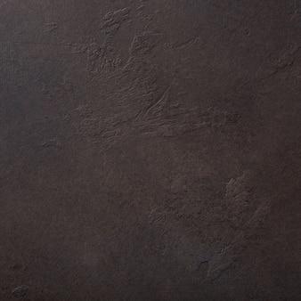 Fondo de piedra de hormigón marrón oxidado