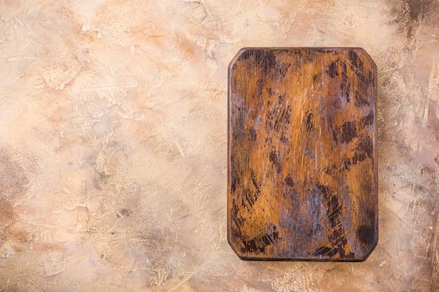 Fondo de piedra de hormigón naranja