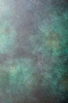 Fondo de piedra de hormigón verde