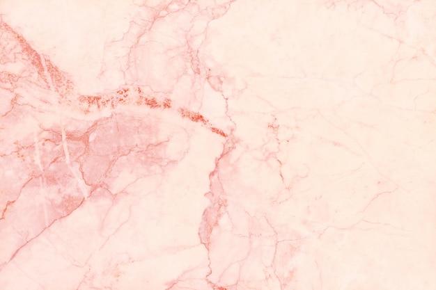 Fondo de piso de mármol de oro rosa