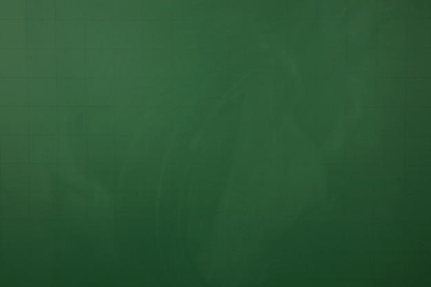 Fondo de pizarra verde en blanco