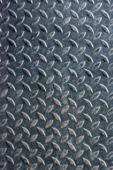 Fondo de placa de acero para textura