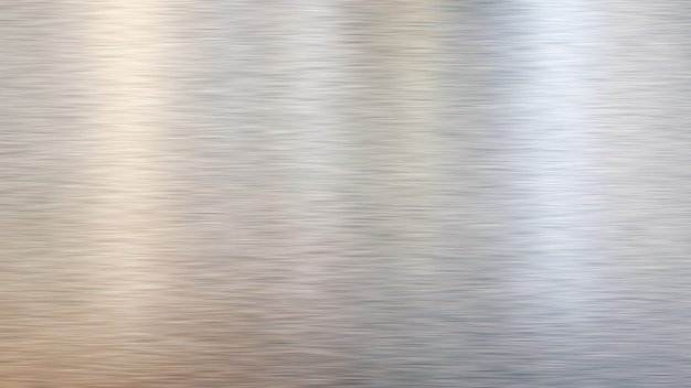 Fondo de placa de metal liso