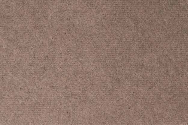 Fondo de plantilla de papel de fibra marrón