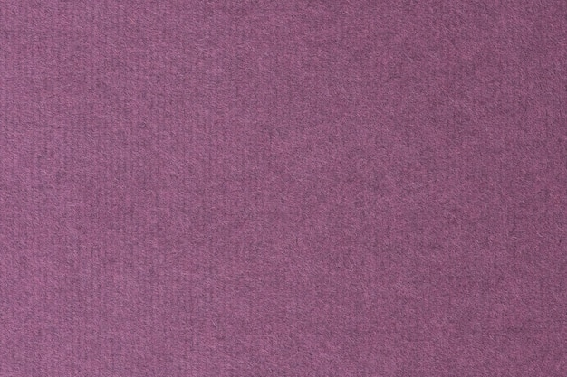 Fondo de plantilla de papel de fibra púrpura liso