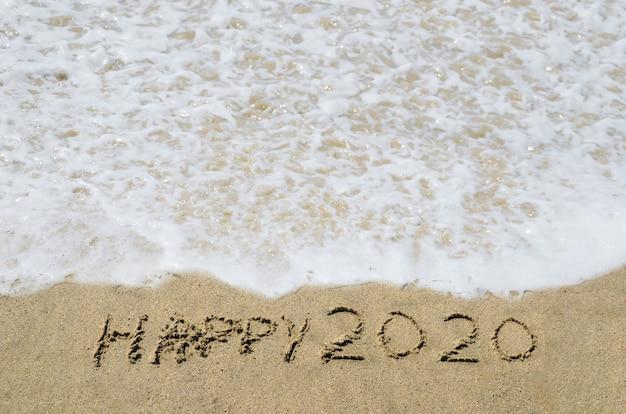 Fondo de playa año 2020