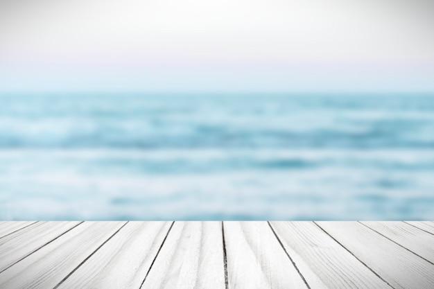 Fondo de producto de playa