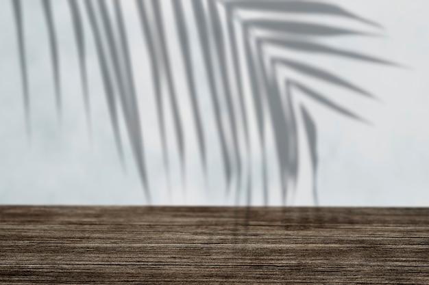 Fondo de producto tropical