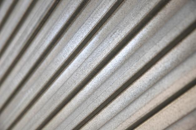 Fondo de rayas de acero inoxidable