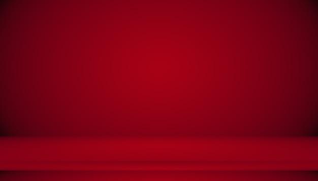Fondo rojo abstracto diseño de diseño de san valentín de navidad ...