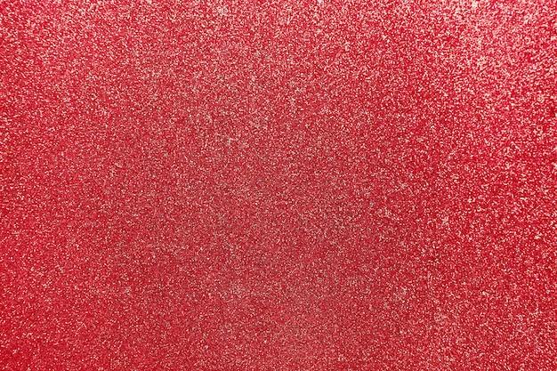 Fondo rojo brillo brillo abstracto