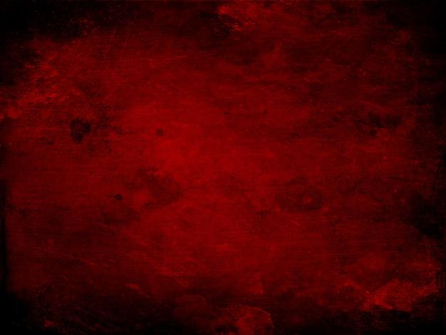 Fondo rojo grunge