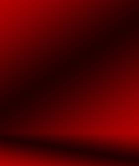 Fondo rojo de lujo abstracto diseño de diseño de navidad de san valentín ...