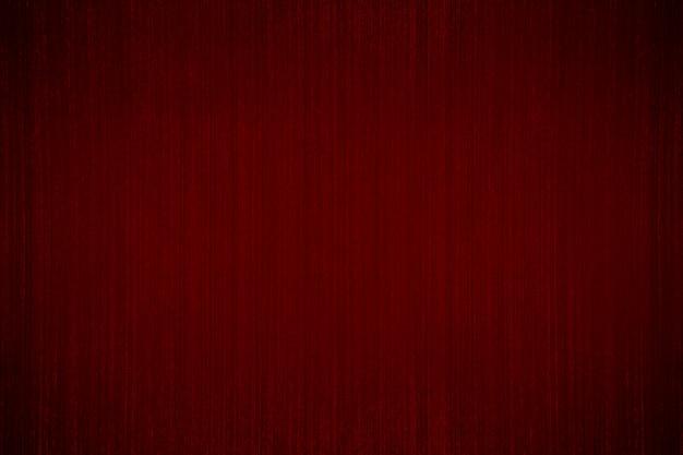 Fondo rojo de madera