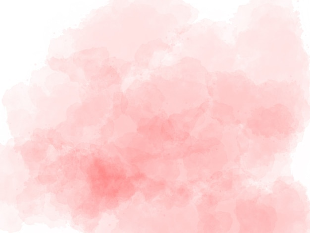 Fondo rosa acuarela