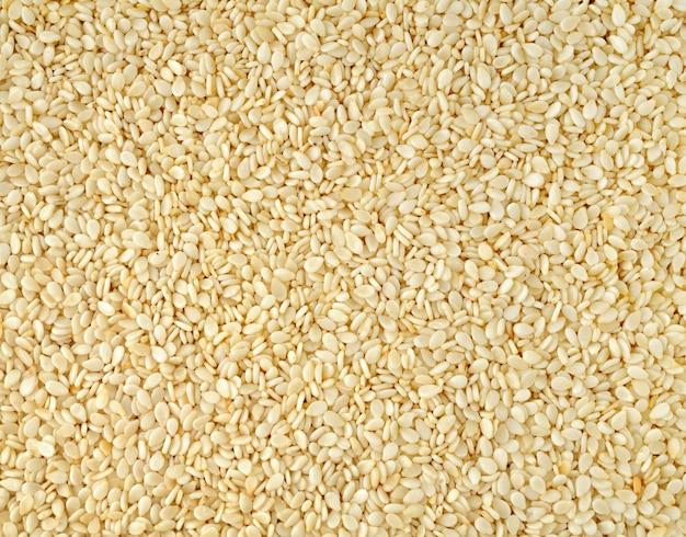 Fondo de semillas de sésamo