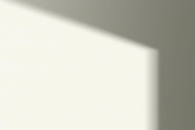 Fondo con sombra de marco de puerta