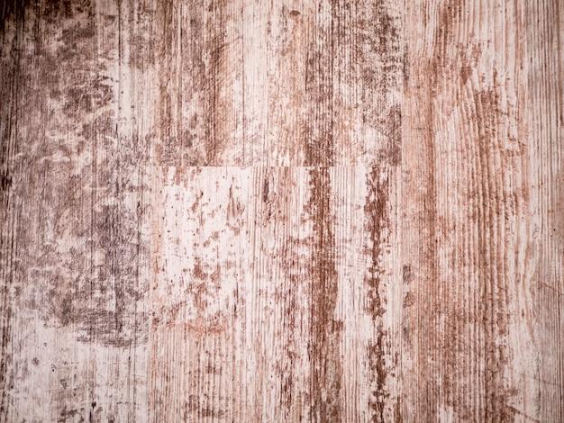 Fondo sucio de madera de la textura del viejo vintage
