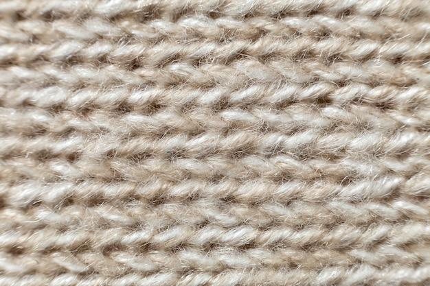 Fondo de superficie de lona de lino beige gris. diseño de tela de saco, textil de algodón ecológico, arpillera flexible tejida de moda.