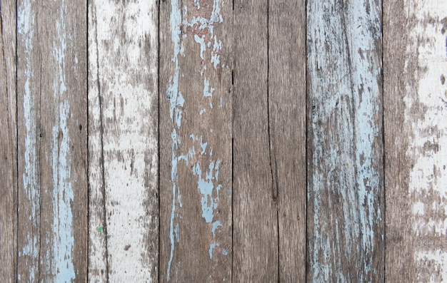 Fondo de tablón de madera con textura vintage antiguo