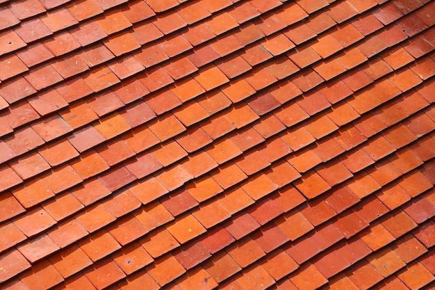 Un fondo de tejas
