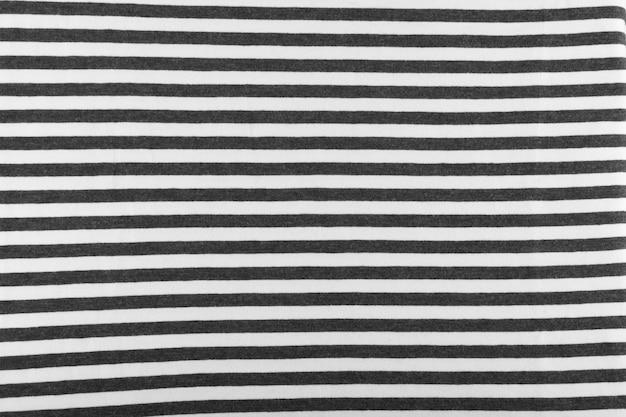 Fondo de tela de algodón a rayas