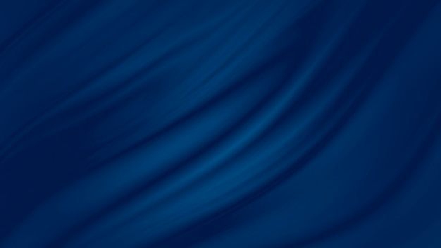 Fondo de tela azul clásico