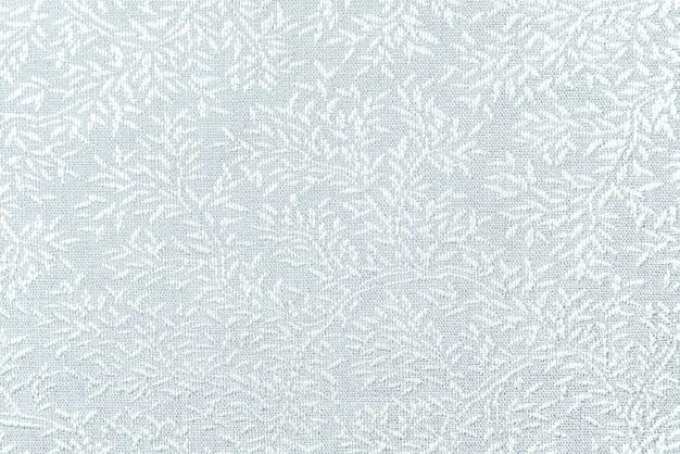 Fondo de tela bordada