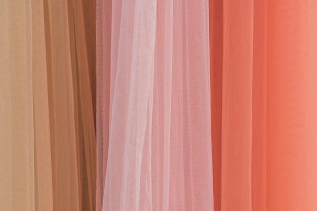 Fondo de tela de colores