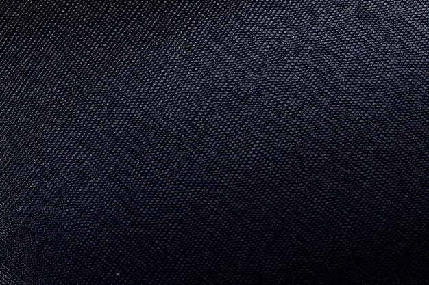 Fondo de tela tejida azul