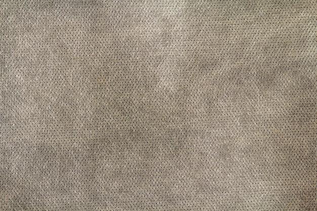 Fondo de tela con textura gris