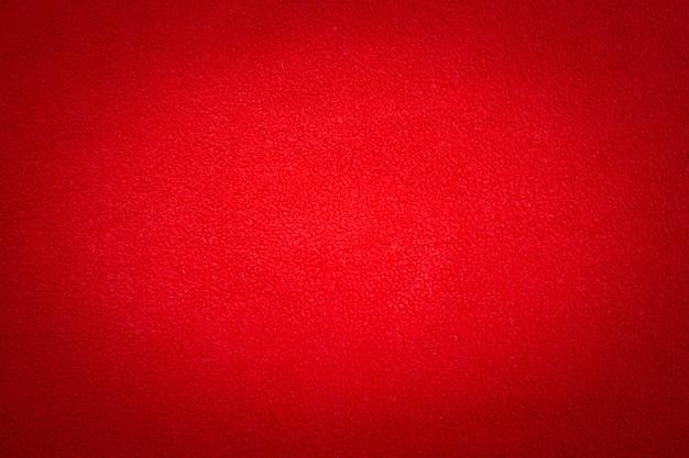 Fondo de tela de textura roja con lugar para texto, espacio de copia
