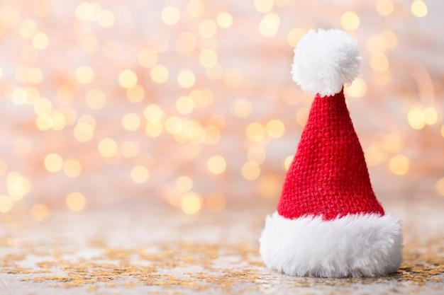 Fondo de tema de navidad y año nuevo.
