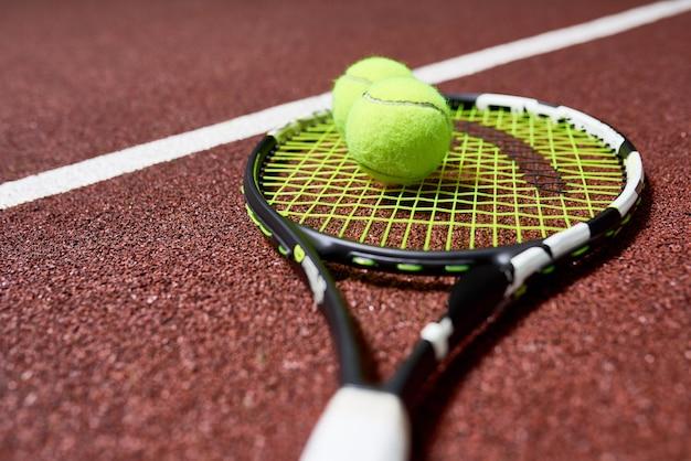 Fondo de tenis