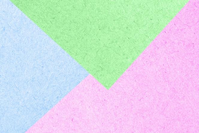 Fondo de textura abstracta de caja de papel colorido hermoso