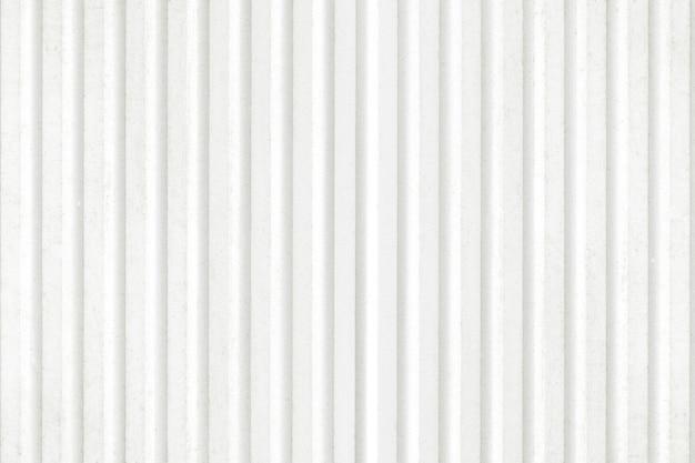Fondo de textura de aluminio blanco.