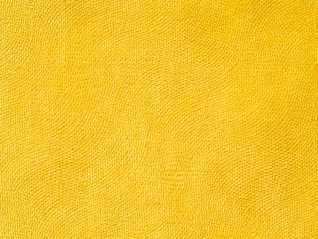 Fondo de textura amarilla de primer plano