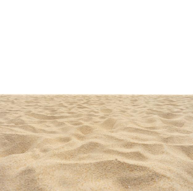 Fondo de textura de arena de playa con espacio de copia