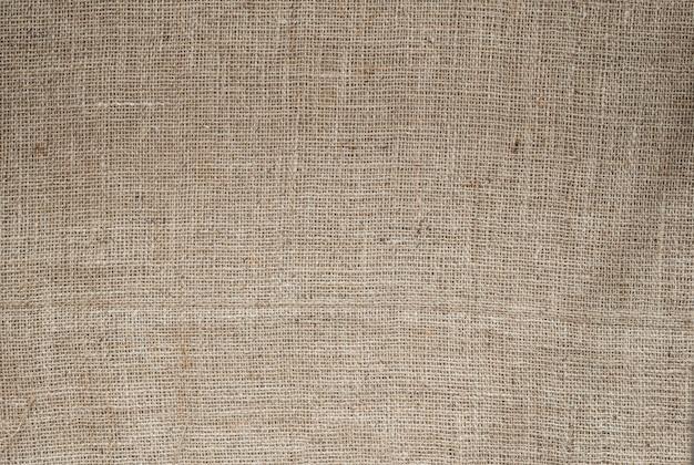 Fondo de textura de arpillera