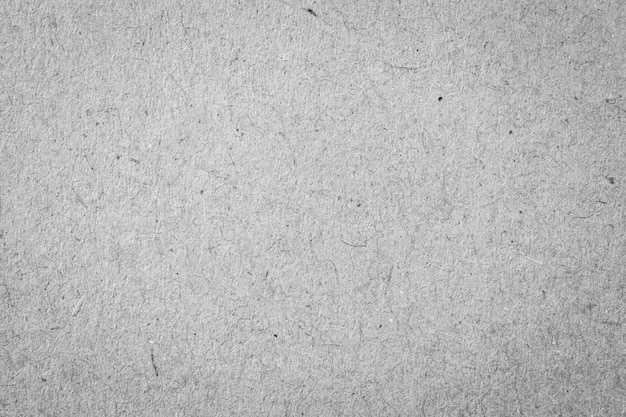 Fondo de textura de caja de papel gris superficie abstracta, blanco y negro