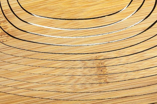 Fondo de textura de canasta de madera.
