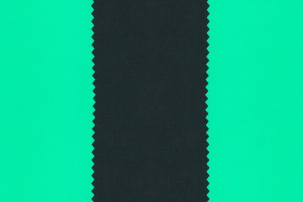 Fondo de textura de cartón verde y negro